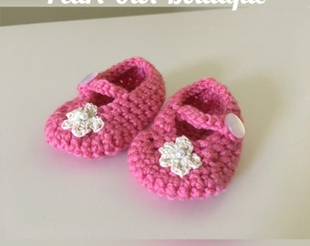 Mary Jane Baby slippers