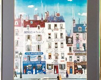 """Michel Delacroix Titled """"Hotel Excelsior"""""""