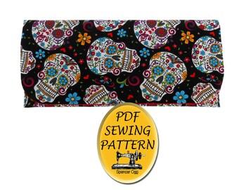 PDF bag Pattern. Clutch bag pattern #