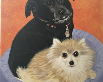 PJ and Sassy