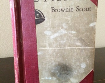 Sal Fischer, Brownie Scout from 1953 / 1954