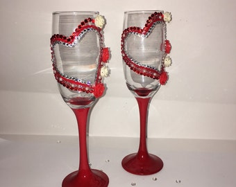 Champagne  Flutes for any occasion