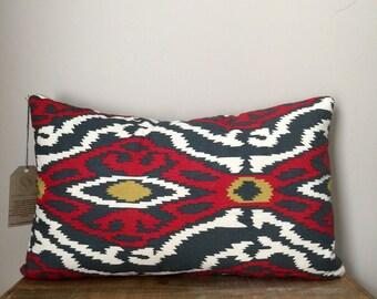 Mediterranean Style Natural Kapok Decorative Pillow