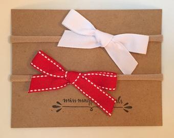 Ribbon Bow headbands