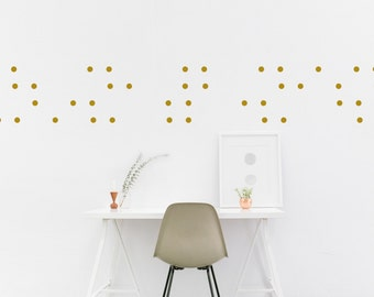 Set of 35 stickers stickers / dots - Circle / dot stickers