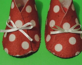 Cute and colourful little slippers #1