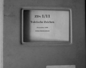ZDv 1/11 Taktische Zeichen club policies risk management army GRAPHICS Tracking Team Approach Trial RUSH procedures space saving