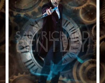 Doctor Who - Portraits of the Doctor - Twelfth Doctor - Print