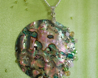 Sandy Beaches Shell Necklace