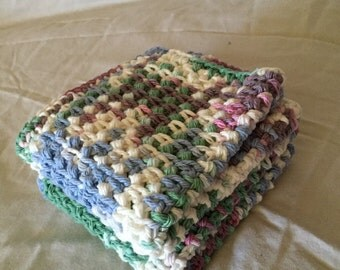 Multi-color Washcloth