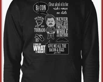 Parks and recreation Hoodie