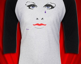 Prince Purple Rain Vintage Tour Concert Tee Shirt