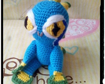 MURLOC WOW world of warcraft Crochet Handmade Amigurumi