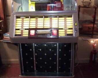 1952 M100c Seeburg select - o - matic JUKEBOX