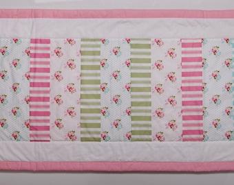 Romantic style bedspread