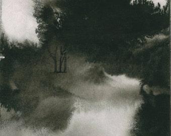 Print - The Lake