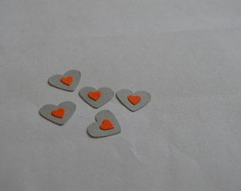 Layered Confetti