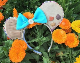 Pocahontas Inspired Mickey Ears