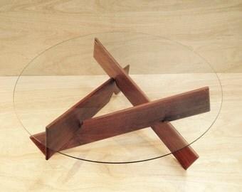 Coffee table Jarrah