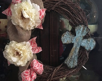 Free S&H on this Gorgeous vine wreath