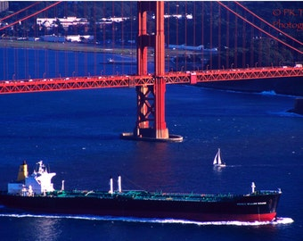 Shipping at the Golden Gate