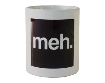 Apathetic mugs
