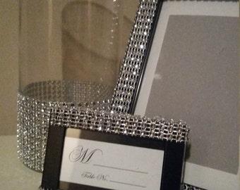 Bling Table Decorations - Baby Shower decor, Wedding decor