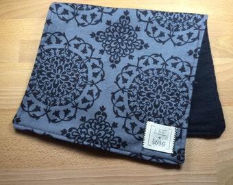 Mandala Burp Cloths