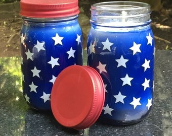 All Natural Outdoor Candles