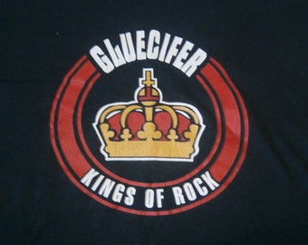 Gluecifer Scandirock Kings of Rock Shirt