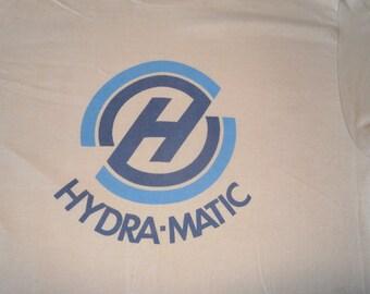 Vintage Hydra-Matic Transmission Motor Promo