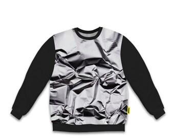 Aluminum Sweatshirt
