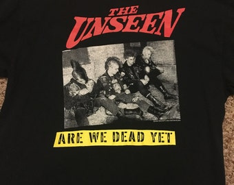The Unseen T-Shirt Size L