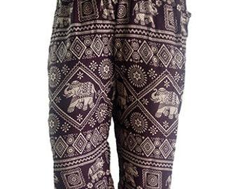 Yoga brown Elephant