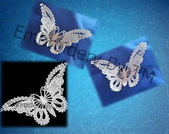Lace Butterfly-original lace design