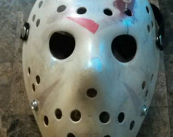 Jason Voorhees  Final Chapter mask Friday the 13th