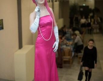 Princess Bublegum costume - Cosplay Adventure time dress