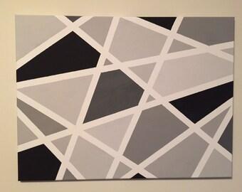 Greyscale Shapes