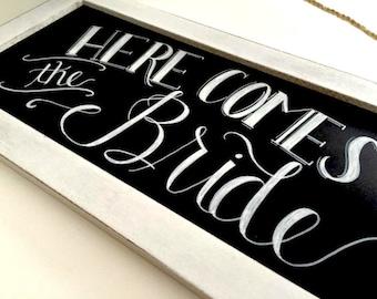 Wedding Isle Sign/Ceremony Sign