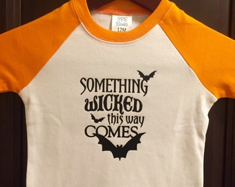 Halloween Shirt Kids, Halloween Shirt for Boys, Halloween Shirt toddler, Halloween Outfit, Kids Halloween Clothing, Trick or Treat, Boys Top