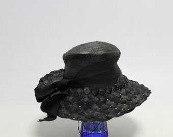 Beautiful hat from 1920-1930 year