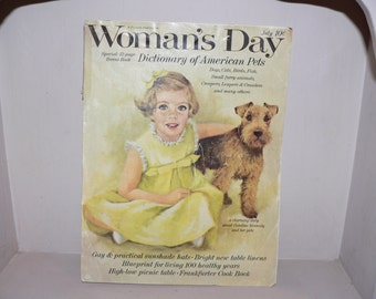 July 1962 Woman's Day