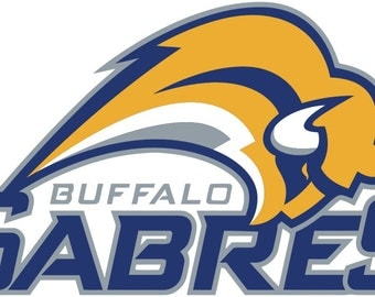 Buffalo Sabres NHL Decal/Sticker