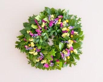 Hudson Wreath
