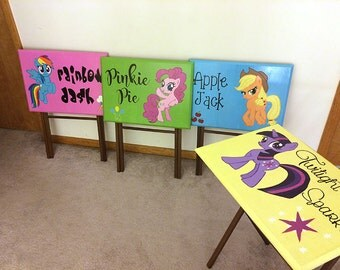 My Little Pony Tables