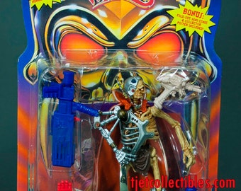 Skeleton Warriors Dr Cyborn Action Figure 1994 Playmates