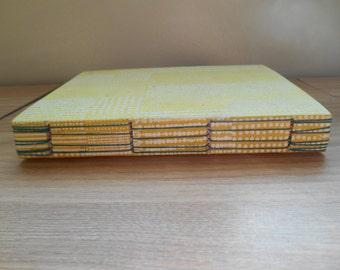 Handmade Journal: Long Stitch