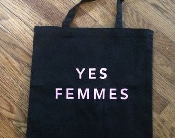 Yes Femmes Tote