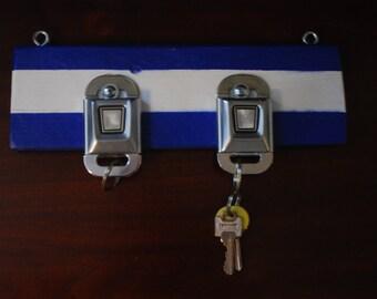 seatbelt key holder