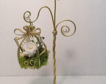 Preserved Flower Birdcage 2.0